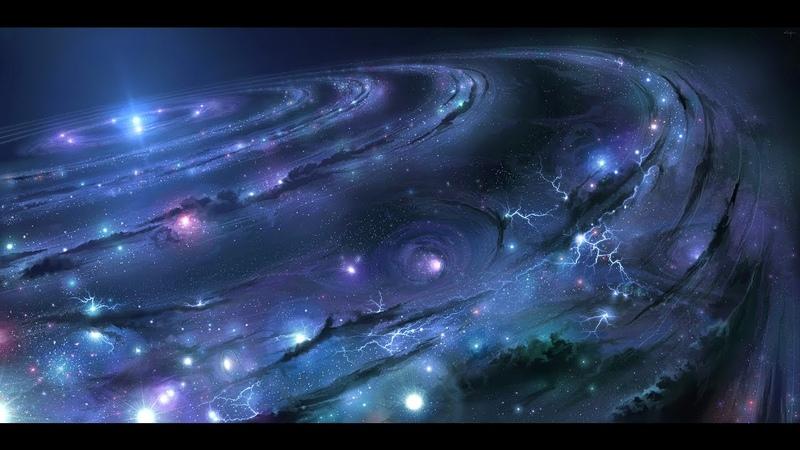 Рождение Вселенной или момент творения. Начало всего. Большой Взрыв. Фильм про космос 31.10.2016
