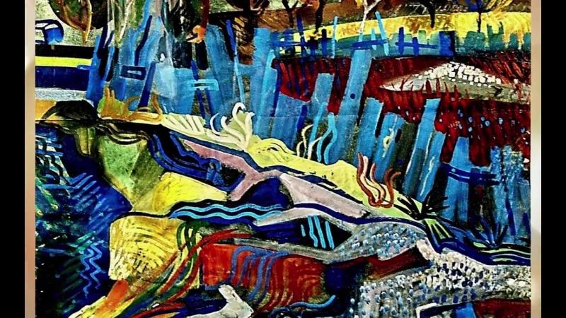 Художник Виктор Бивняев (город Ишимбай, проект «Любимые художники Башкирии»)