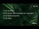 Architect / Lowriderz / Quinta Essntia and Hoax - Live @ Integration / Urban Wave podcast / Bass Addiction 03.10.2017