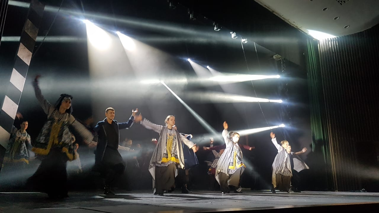 «Казаки России» провели предпремьерную репетицию нового спектакля — Изображение 2