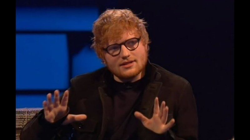 Ed Sheeran Interview on 'The Russell Howard Hour' Oct 2017