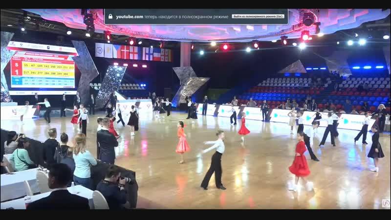Полуфинал RS Дети 21, Латиноамериканская программа