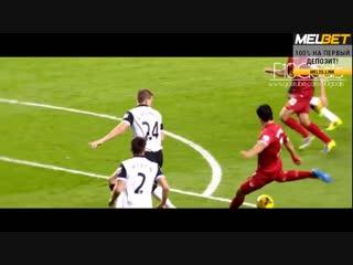 Все голы Луиса Суареса за Ливерпуль и сборную в сезоне 2013/2014