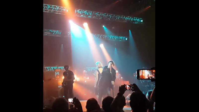 концерт Гарика Сукачёва 7.04.2019