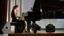 Мария Зудилина фортепиано Сергей Прокофьев Монтекки и Капулетти из балета Ромео и Джульетта