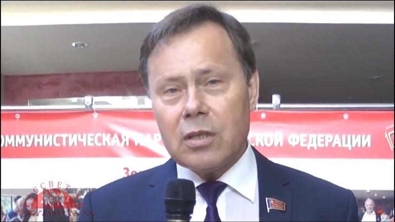 Рассвет ТВ. Николай Арефьев. «Этим дням в веках не затеряться».
