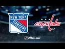 New York Rangers vs Washington Capitals – Oct.17, 2018 | Game Highlights | NHL 18/19 | Обзор матча