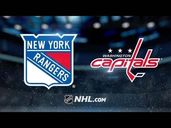 New York Rangers vs Washington Capitals – Oct.17, 2018 | Game Highlights | NHL 18/19 | Обзор матча