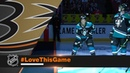 Anaheim honors Michael Lu as '21st Duck'\ Хайповый Хоккей Спорт NHL НХЛ nhlnews анахаймдакс анахайм дакс