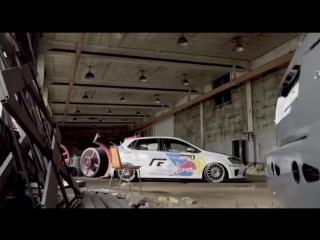 Volkswagen Polo Mk5 R WRC RedBull