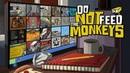 Do not feed the monkeys Везде прослушка