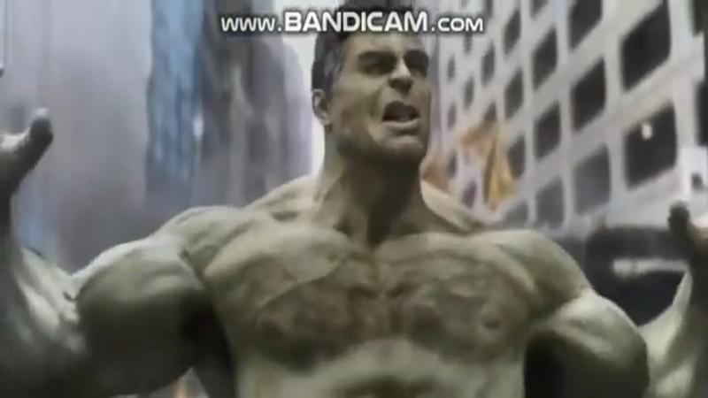 Professor Hulk Smash Funny Scene Avengers Endgame