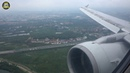 China Eastern A320 landing in Guangzhou - Amazing Chinese Infrastructure! [AirClips]