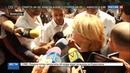 Новости на Россия 24 • Протесты в Венесуэле: ни дня без скандала