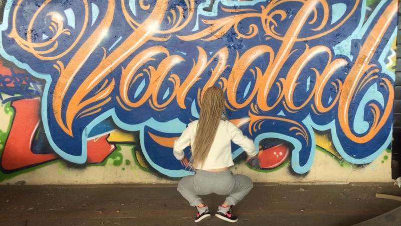 Booty dance (twerk) / Freestyle by Arina