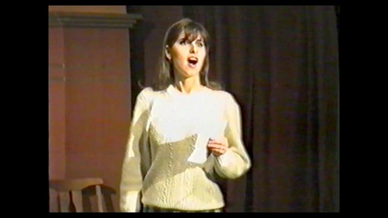 1-й курс, Театральная гостиная (1999 год)