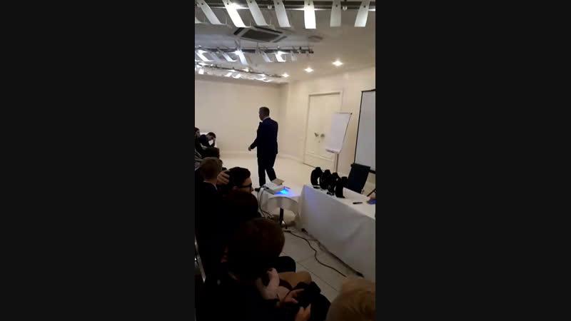 Игорь Капустин долларовый миллионер с Орифлейм