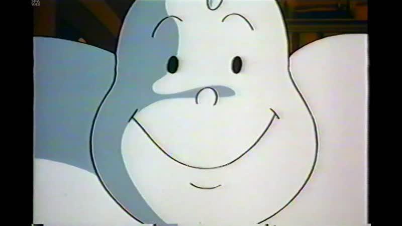 Настоящие охотники за привидениями. Промо / Promo Pilot of The Real Ghostbusters