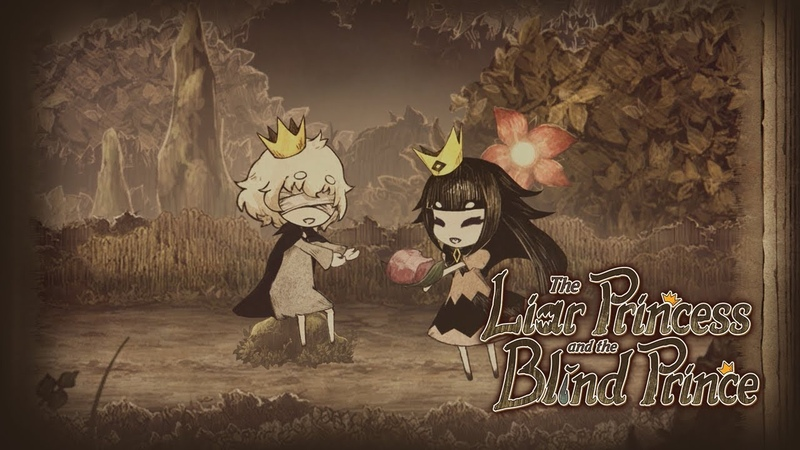 The Liar Princess and the Blind Prince - Ta-daa! (PS4, Nintendo Switch)