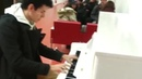 Thomas Krüger Flashmob Piano Medley at French Airport Paris Orly coub