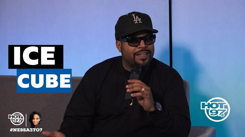 Ice Cube on Arrest the President, East vs West and Friday