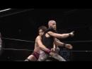 Mizuki Watase Jason Kincaid vs Keisuke Ishii Yuki Ueno DDT Live Maji Manji 19