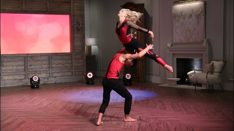 World of Dance Duo Charity Andres Perform! - Pickler Ben