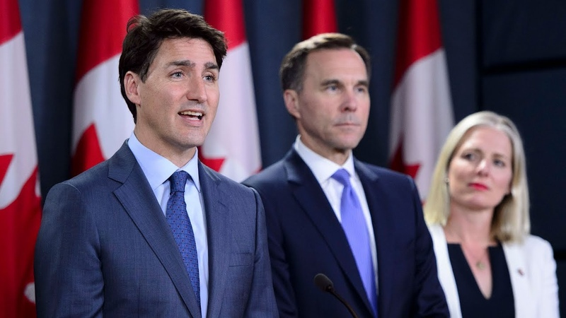 Trudeau approves TMX pipeline: Canada 'should take advantage of what we have'