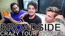 Broadside CRAZY TOUR STORIES Ep 638 Warped Edition 2018