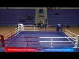 XVII Открытое Всероссийское Соревнование по боксу на призы Н.Д, Хромова 2018 Ивантеевка День 2
