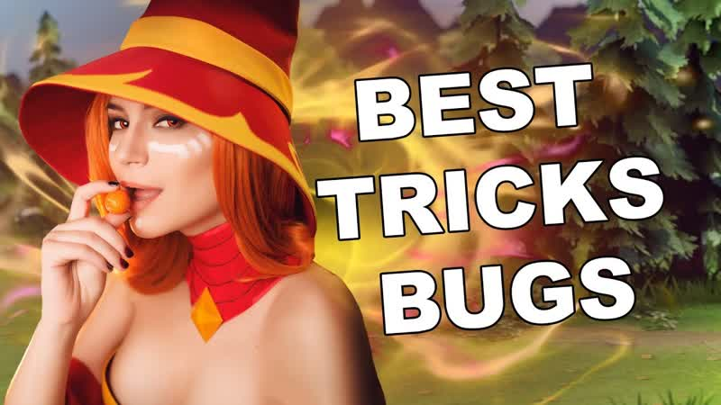 The BEST Dota 2 Tricks, Tips and Bugs!
