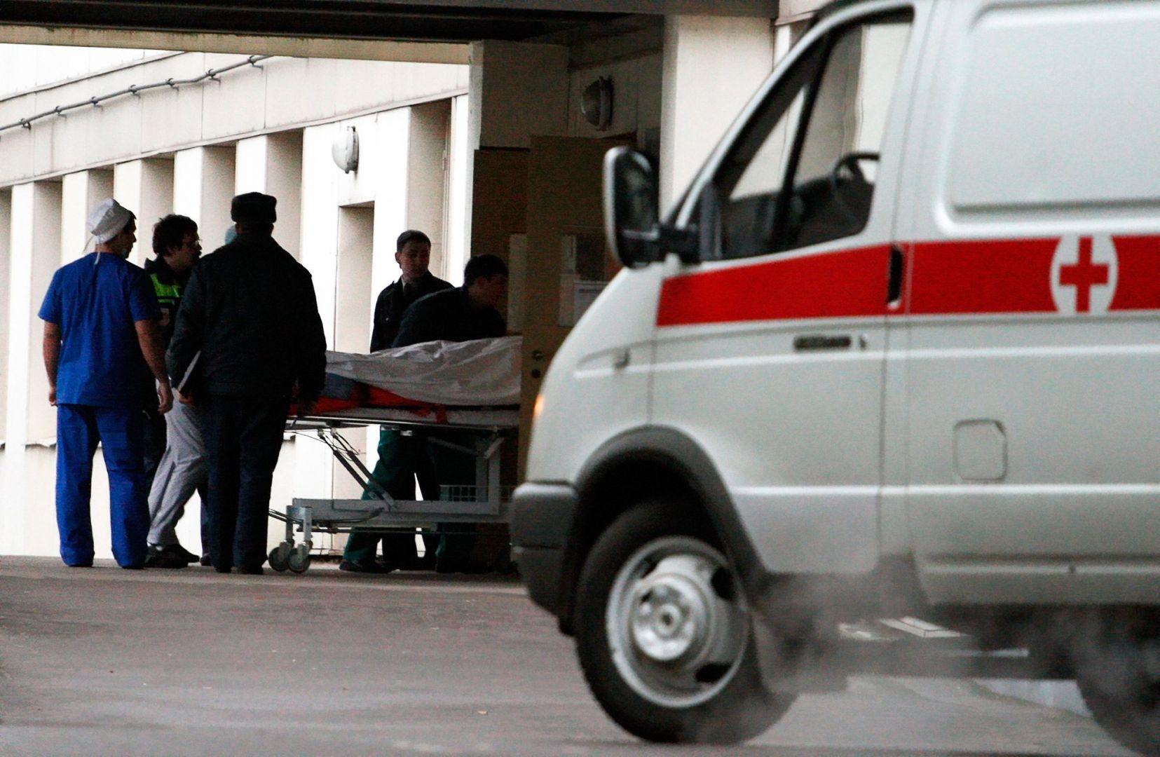 Ребенок попавший под колеса водителя КЧР в Кисловодске скончался в реанимации