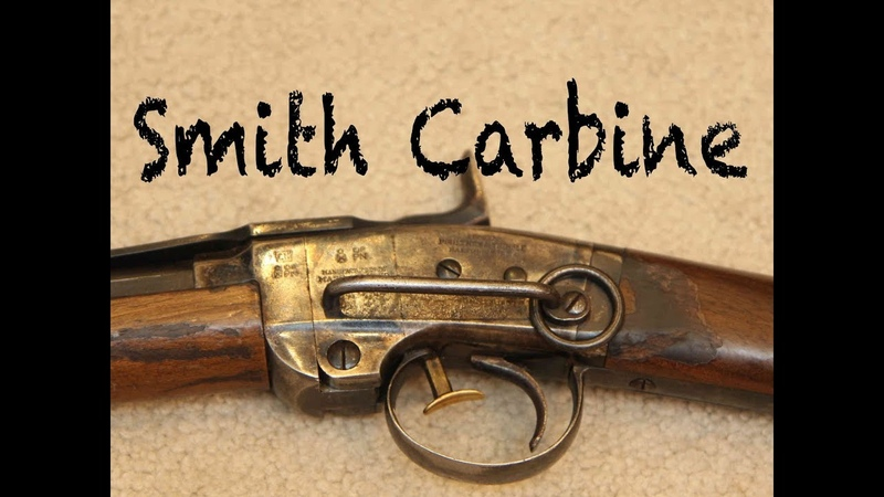 Weapons of the Civil War Cavalry: The Smith Carbine