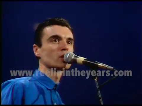 Talking Heads- Psycho Killer/Once In A Lifetime 1980 [Reelin' In The Years Archives]