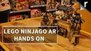 LEGO Ninjago AR Hands-on with the first ARKit 2 game