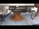 Grain Dump Pit Unload a Semi in 1 minute