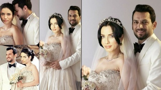 свадьба Мурата Йылдырыма и Иман Эльбани.