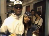 Rare footage of Aaliyah and R. Kelly (1994)