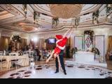 Свадебный танец-сюрприз с поддержками