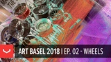 Vossen Art Basel 2018 Episode 2 Wheel Centerpiece