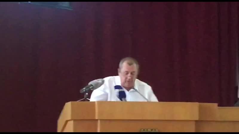 Депутат горсовета Симферополя Важно, чтобы диалог с общественностью никогда не прекращался