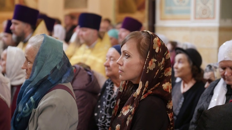 День памяти митрополита Николая Алма Атинского и Казахстанского