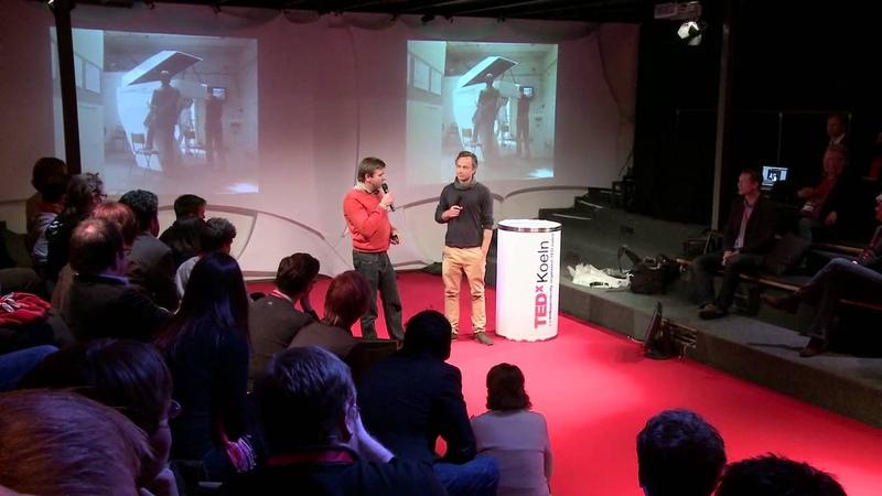 Spiele, Kunst und Testosteron fur Tilman Reiff Volker Morawe at TEDxKoeln
