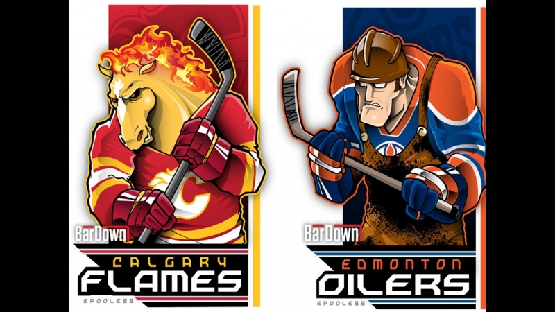 NHL Preseason | Calgary Flames vs Edmonton Oilers