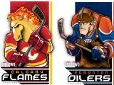 NHL Preseason Calgary Flames vs Edmonton Oilers