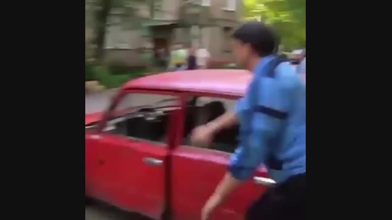 Ржавый и его тачка бпан
