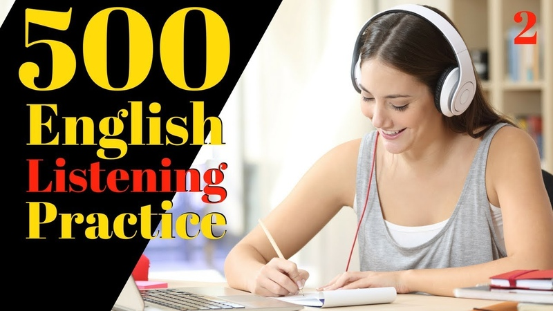 500 Practice English Listening 😀 Learn English Useful Conversation Phrases 2