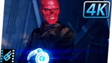Red Skull takes the Tesseract