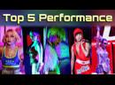 S2 E11 - Top 5 Performance | Drag Race Thailand