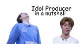 Idol Producer in A Nutshell.